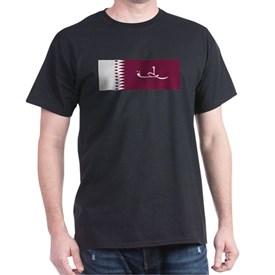 Qatar - National Flag - 1916-1936 T-Shirt