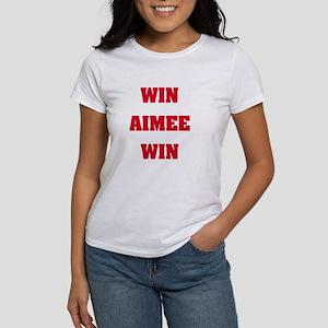WIN AIMEE WIN Women's T-Shirt