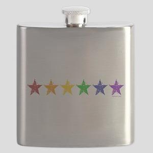 Gay Stars2 Flask