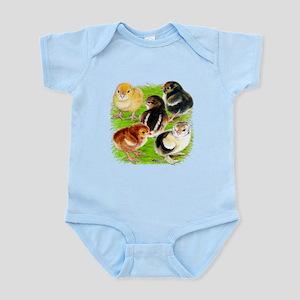 Five Chicks Infant Bodysuit