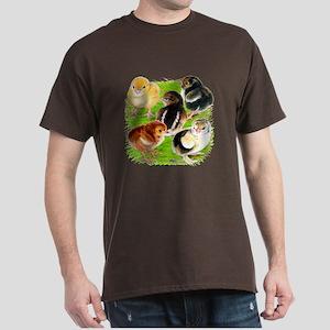 Five Chicks Dark T-Shirt