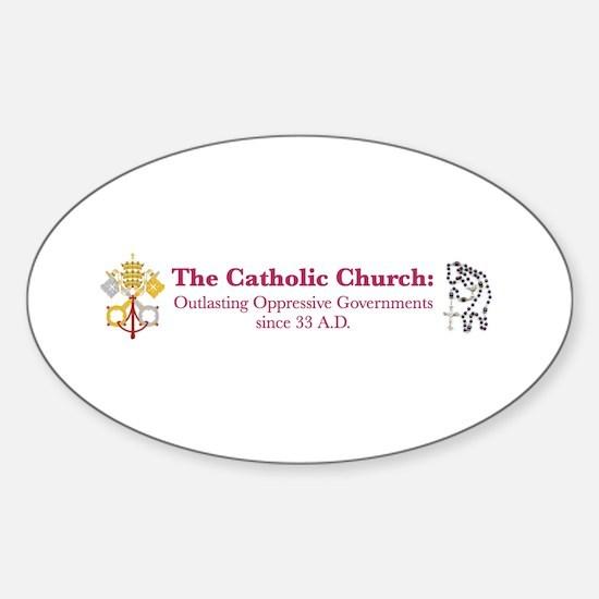 Catholic Church Outlasting Oppressive Government S