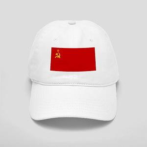 Russia - Soviet Union Flag -1923-1991 Baseball Cap