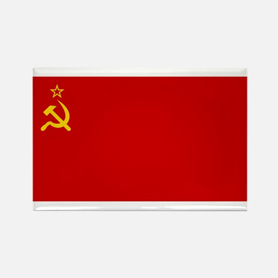 Russia - Soviet Union Flag -1923-1991 Magnets