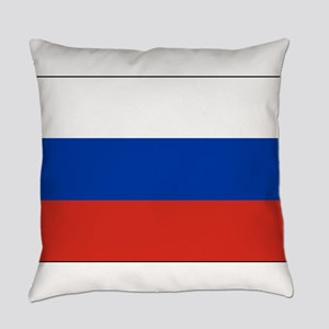 Russia - National Flag - Current Everyday Pillow