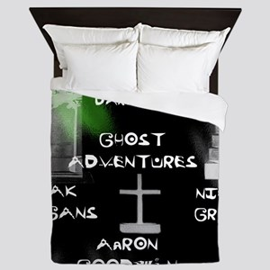 Ghost Adventures Queen Duvet