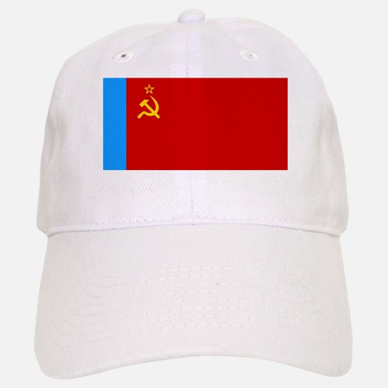 Russia - National Flag - 1954-1991 Baseball Baseball Baseball Cap