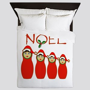 Noel Queen Duvet