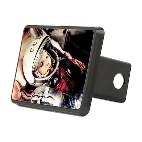 Yuri Gagarin onboard Vostok 1 - Hitch Cover