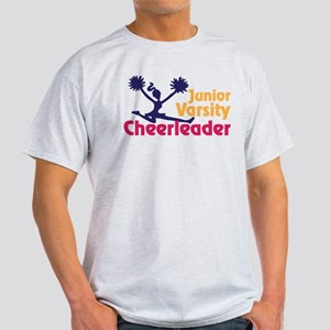 Junior Varsity Cheerleader Light T-Shirt