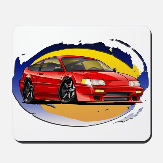 Red CRX Mousepad