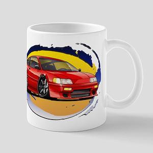 Red CRX Mug
