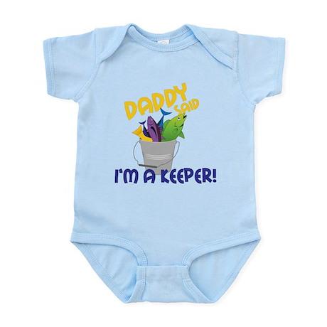 Im A Keeper Infant Bodysuit
