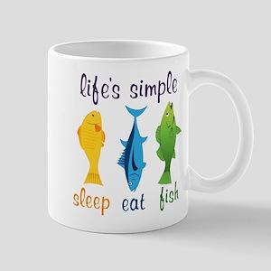 Lifes Simple Mug