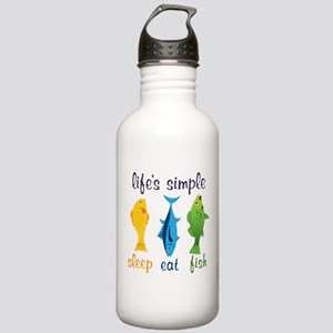Lifes Simple Stainless Water Bottle 1.0L