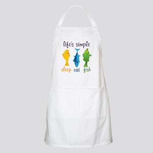 Lifes Simple Apron