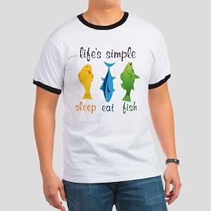 Lifes Simple Ringer T