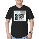 Cool Cairns on Vacation Men's Fitted T-Shirt (dark