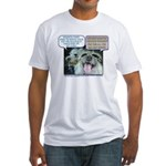 Cool Cairns on Vacation Fitted T-Shirt