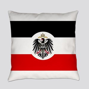 Samoa - German Rule - 1900-1914 Everyday Pillow