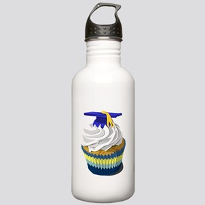 Graduation cupcake Stainless Water Bottle 1.0L