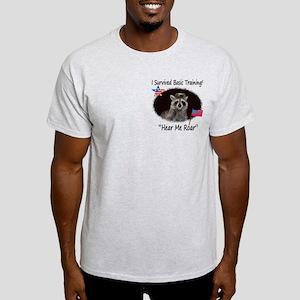 I Survived Basic Training Light T-Shirt