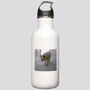 Hybrid White Wolf Stainless Water Bottle 1.0L