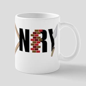 Masonry Mug