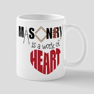A Work Of Heart Mug