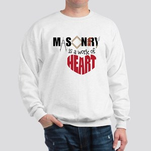 A Work Of Heart Sweatshirt