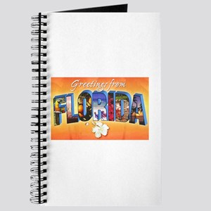 Florida State Greetings Journal