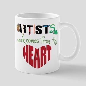 From The Heart Mug