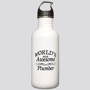 Plumber Stainless Water Bottle 1.0L