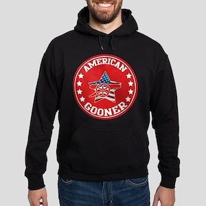 American Gooner (Arsenal) Hoodie (dark)