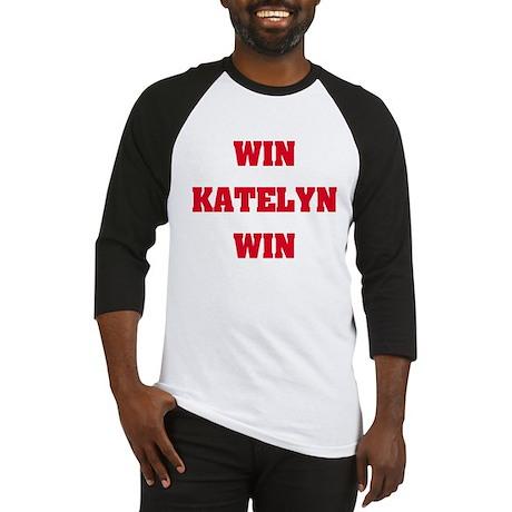 WIN KATELYN WIN Baseball Jersey
