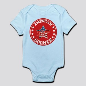 American Gooner (Arsenal) Infant Bodysuit