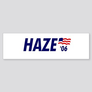 Haze 06 Bumper Sticker