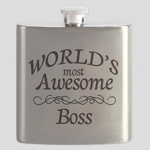 Boss Flask