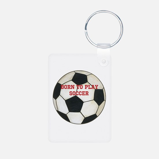 Soccer Keychains