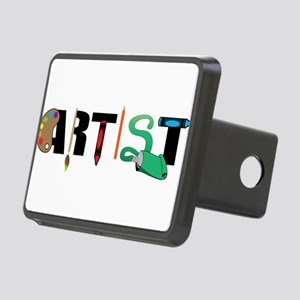 Artist Rectangular Hitch Cover