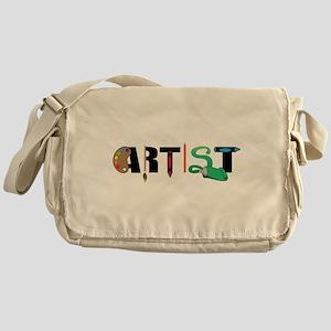 Artist Messenger Bag