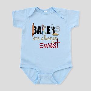 Bakers Are Always Sweet Infant Bodysuit
