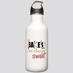 Bakers Are Always Sweet Stainless Water Bottle 1.0