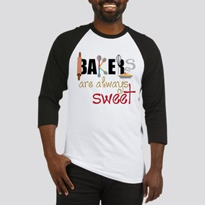 Bakers Are Always Sweet Baseball Jersey