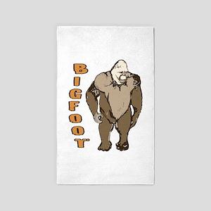 Bigfoot 2 3'x5' Area Rug