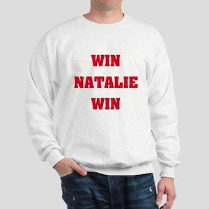 WIN NATALIE WIN Sweatshirt