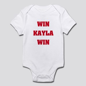 WIN KAYLA WIN Infant Creeper