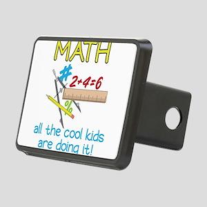 Math Rectangular Hitch Cover