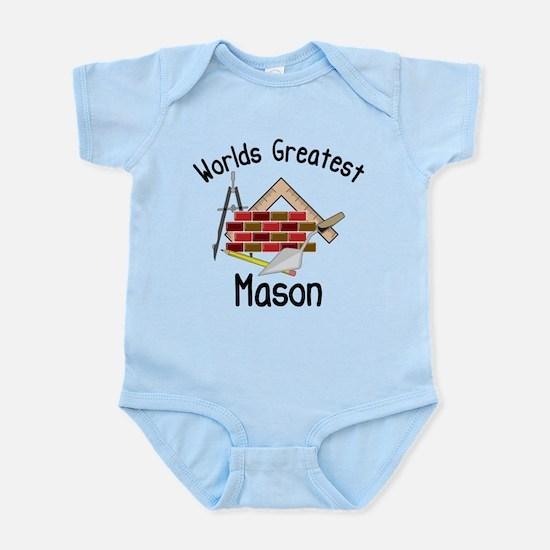Worlds Greatest Mason Infant Bodysuit