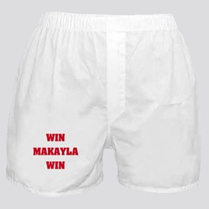 WIN MAKAYLA WIN Boxer Shorts